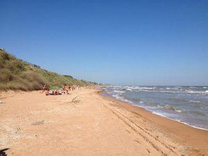 Район двух морей — Азовского и Черного